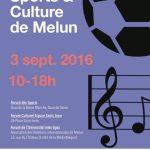 Forum Sports et Culture Melun 2016