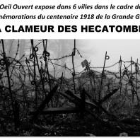 Expositions «Centenaire de la fin de la Grande Guerre»