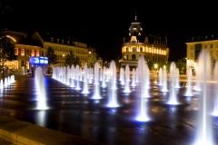 Chartres la nuit, éclairages spéciaux