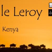 Exposition «Masaï Mara – Kenya»