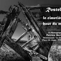 Rostellec – Le cimetière du bout du monde
