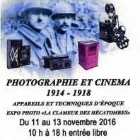 Exposition «La Clameur des Hécatombes» 2016