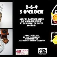 Exposition «3-6-9 , 5 O'Clock»