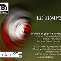 Exposition «Le Temps»